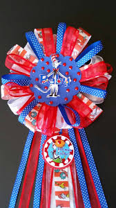 Dr Seuss Baby Shower Decor Baby Shower Corsage Dr Seuss Baby Shower Mother To Be