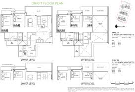 inz ec floor plan brochure the inz residence floor plans u0026 site plan