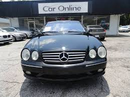 mercedes roswell ga 2002 mercedes cl class cl 600 2dr coupe in roswell ga car