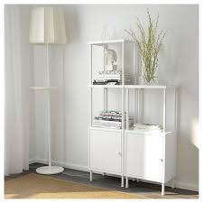Ikea Shelving Units by Dynan Shelving Unit With 2 Cabinets Ikea