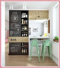 decorative chalk boards for home unique kitchen framed chalkboard