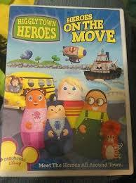 nice higglytown heroes heroes move dvd 2007 sale