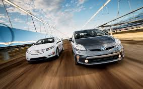 toyota california 2012 chevrolet volt vs 2012 toyota prius plug in comparison