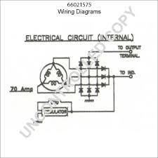 gm one wire alternator diagram