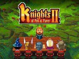 knights and dragons modded apk knights of pen paper 2 apk android free