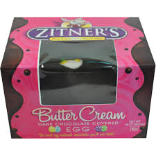 zitner s butter eggs zitner s butter chocolate covered egg 16 oz walmart