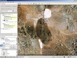 Google Maps Area 51 Where Are All The Crashed Ufos And Their Alien Occupants