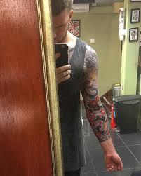 japanese tattoo john mayer 20 sleeve tattoo designs ideas design trends premium psd