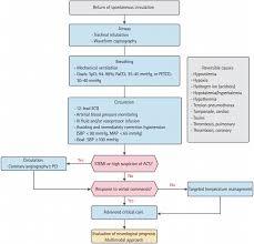 Blood Pressure Map Part 4 Post Cardiac Arrest Care 2015 Korean Guidelines For