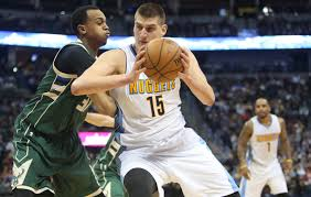 nikola jokic could be on his way to becoming the best nugget of