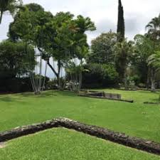 Kona Botanical Gardens Kona Outdoor Circle Educ Cntr Seymour Botanical Gardens