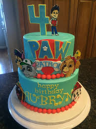 70 paw patrol cakes images birthday party