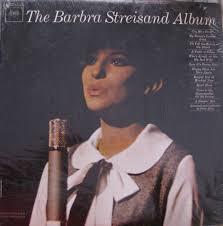 barbra streisand the barbra streisand album vinyl lp album