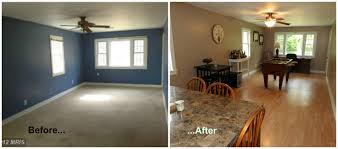 before u0026 after small changes that got home under contract in 5 days
