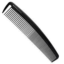 tooth comb sam villa signature series wide cutting comb black sam villa