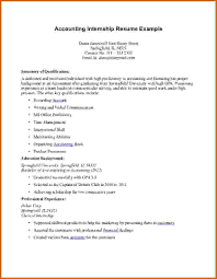 internship resume examples pdf accou peppapp