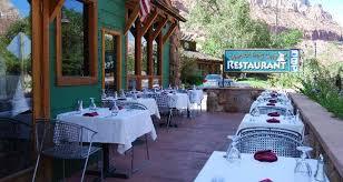 thanksgiving dining in utah s national parks utah