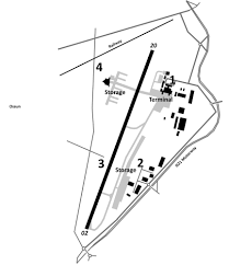 Lourdes France Map by At Tarbes Lourdes Airport