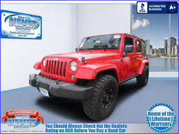 used jeep wrangler 4 door for sale 2015 jeep wrangler unlimited for sale in island ny