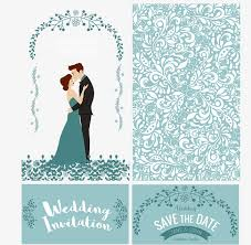wedding card from to groom wedding card groom template card card template png and vector