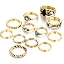 finger rings girls images Hot and bold mesmerizing antique midi rings finger ring for jpg