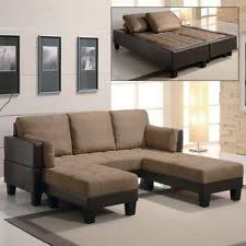 Microfiber Contemporary Sofa Microfiber Modern Sofa Beds Ebay