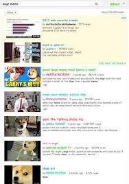 Youtube Doge Meme - meme of the day youtube doge hack wannalol