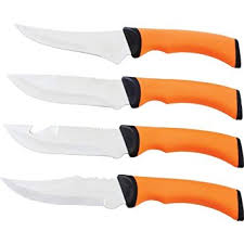 maxam kitchen knives maxam 5pc knife set skhunto sports outdoors