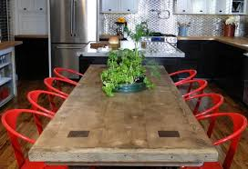 colorful kitchen table colorful painted dining table inspiration