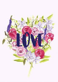 floral card mum birthday card wife birthday card friend
