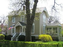 winnetka historic homes victorian gothic style