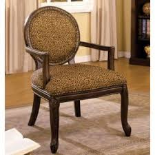 Leopard Print Accent Chair Leopard Print Accent Chair Foter