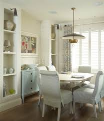 Transitional Dining Room Chairs Delectable 60 Louvered Dining Room Interior Decorating