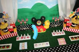 mickey mouse clubhouse party mickey mouse party birthday party ideas photo 14 of 25 catch mickey