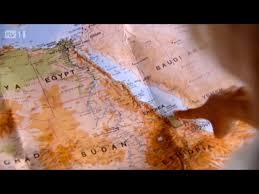 Africa Physical Map Joanna Lumley Plans Nile Adventure Using Maps International Africa