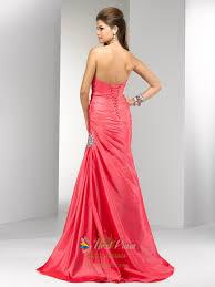 long red strapless prom dresses 2016 uk red sweetheart neckline