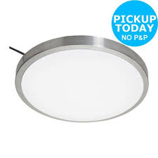 the collection at argos roxan chrome plated 3 light ceiling