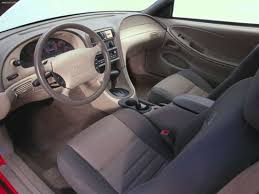2000 mustang gt seats 2000 ford mustang specifications