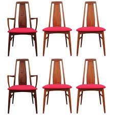 Red Dining Chair Chairs U2013 Portfolio Categories U2013 Reeves Antiques Mid Century