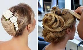 cuisiner les chignons de a la poele coiffure mariée chignon mariée coiffure mariage rennes ille et