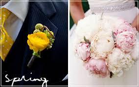 flowers for weddings guide to seasonal wedding flowers