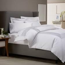 Ballard Designs Bedding Statue Of Get Alluring Visage By Displaying A White Comforter Sets