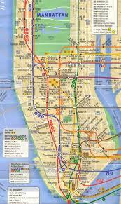 mta map subway mta manhattan map montana map