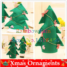 wine bottle bow aliexpress buy new christmas bottle cover green pine tree