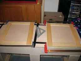How To Make Cabinet Doors From Plywood Plywood Cabinet Doors Ezpass Club