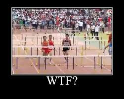 Track And Field Memes - track and fail hurdles swift world