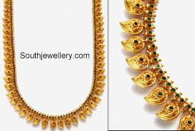 gold necklace designs with price in jewellery gold