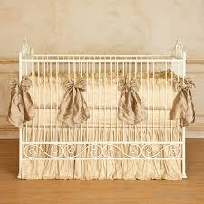Venetian Crib Bratt Decor Casablanca Premiere Heirloom Iron Baby Crib Antique White