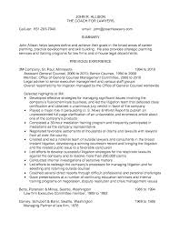 Sample Associate Attorney Resume by Litigation Attorney Resume Resume For Your Job Application