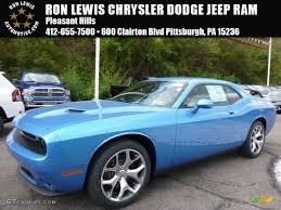 Dodge Challenger Sxt - 2016 b5 blue pearl dodge challenger sxt plus 107761964 photo 7